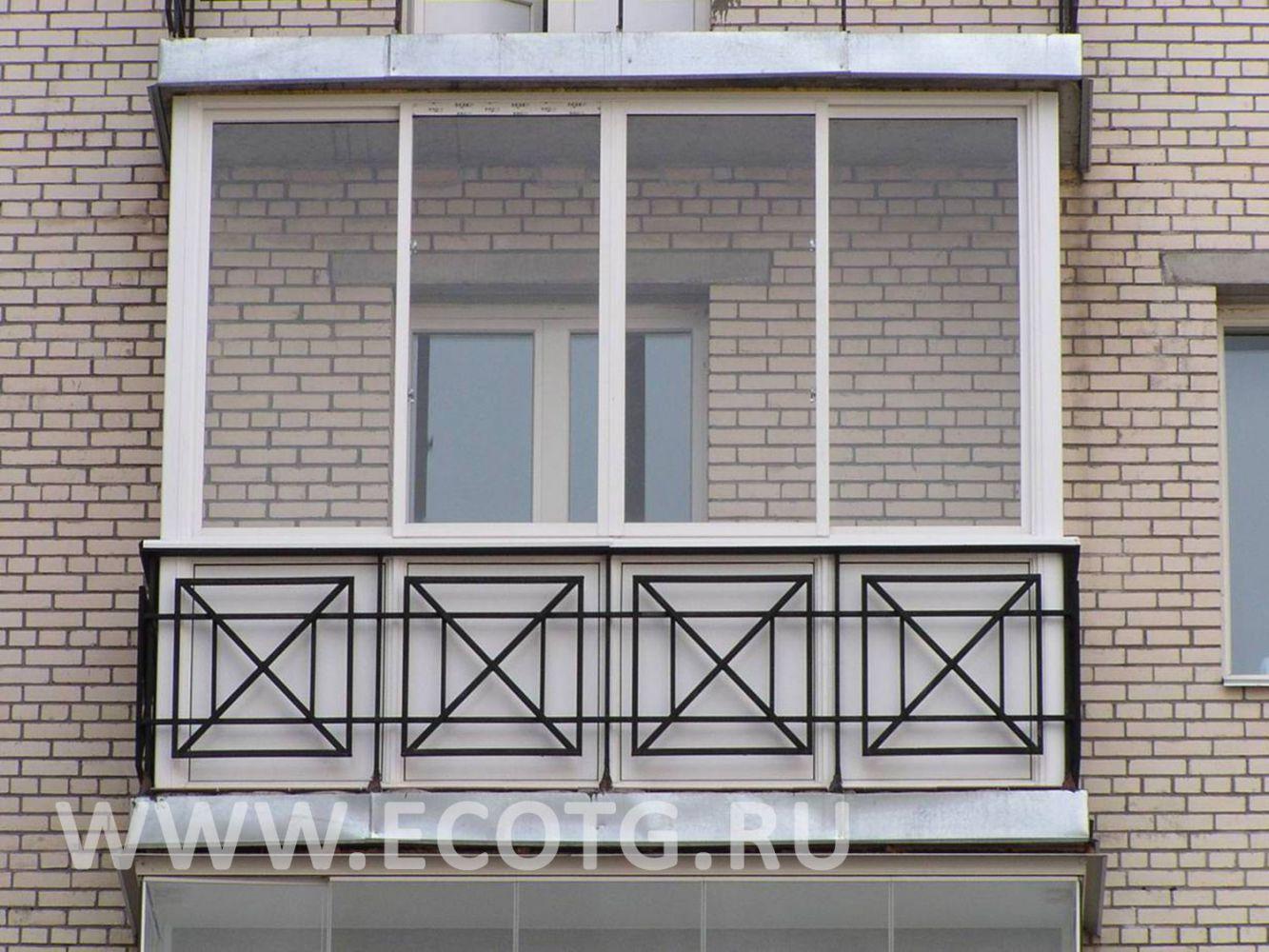 Внешняя отделка балкона и правильные его акценты.