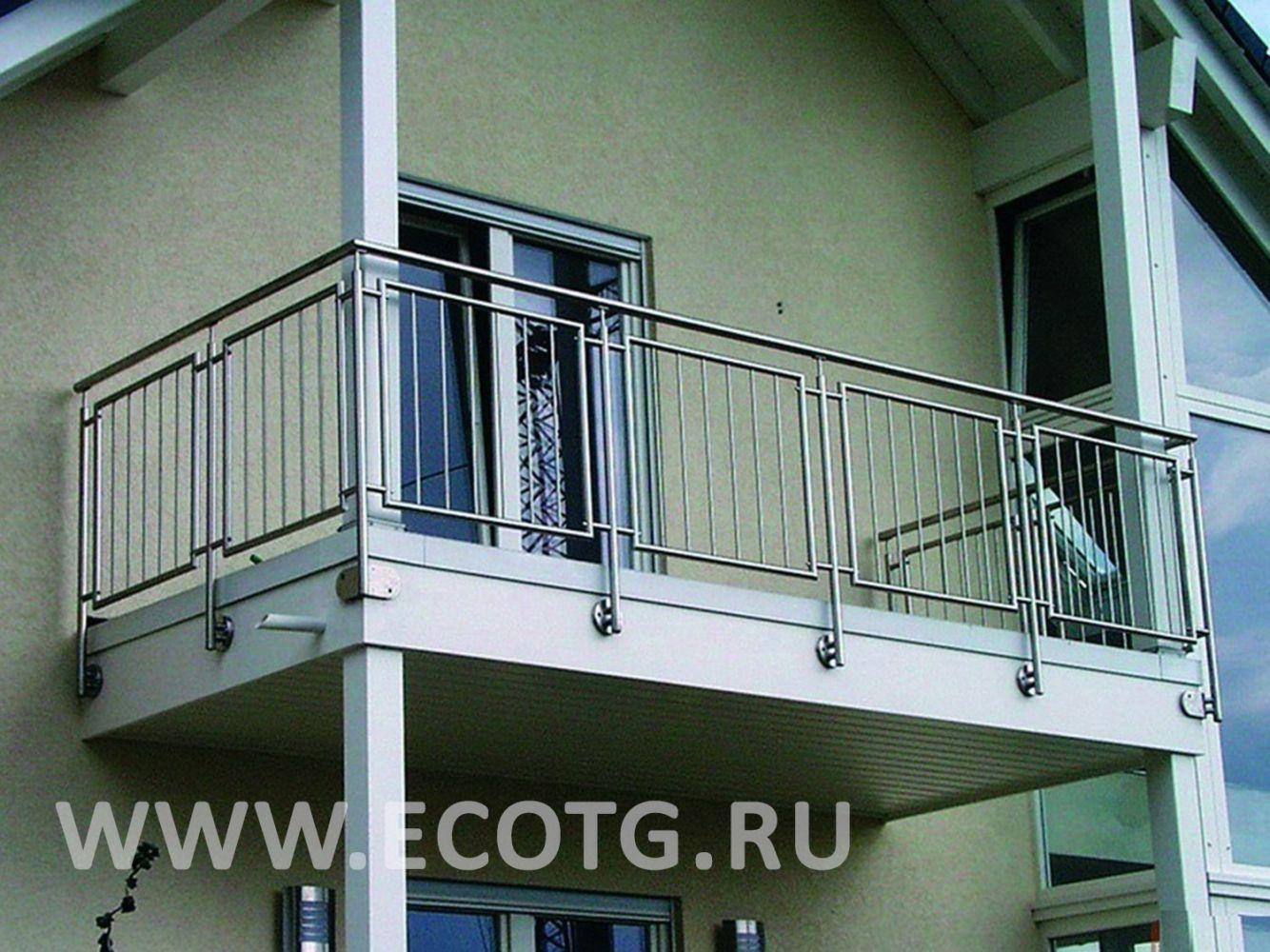 Заказать балконыне ограждения в екотехнолоджигруп.